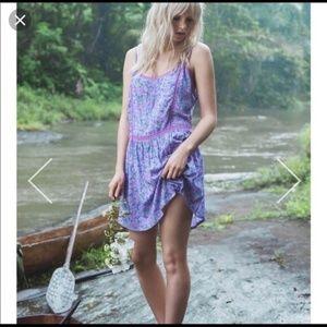 Wildflower Mini Dress {Spell & the Gypsy}